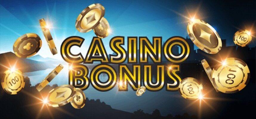 casino bonusar är vanliga hos casinon