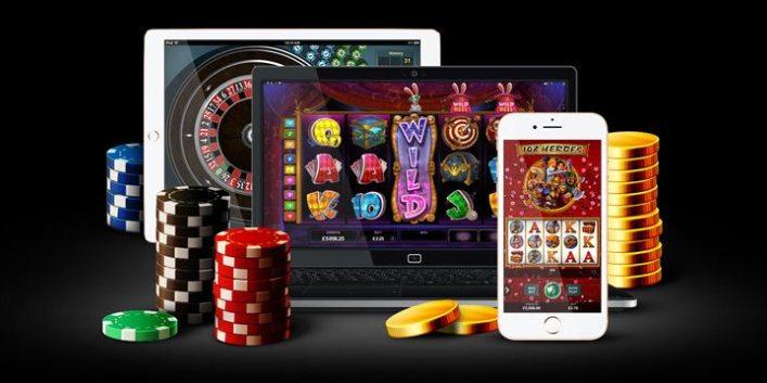 Casino på nätet erbjuder ett stort spelutbud